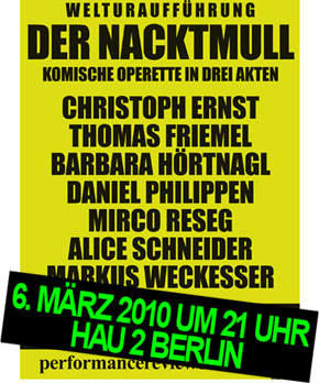 Der Nacktmull / performancereviewcommittee